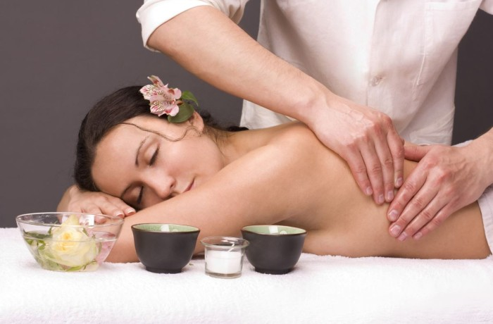 Rejuvenating Back Treatment