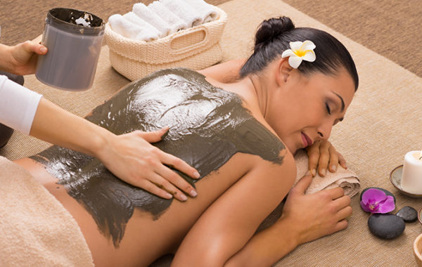 Brazilian Body Shape Massage with Body Wrap
